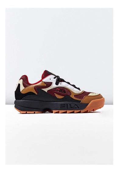 Tênis Fila Exclusive Luminance Disruptor Sneaker Número 40