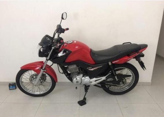 Honda Cg 150 Fan Esdi Ano:2014