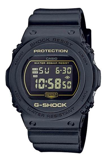 Relógio Casio Masculino Dw-5700bbm-1dr Preto - Refinado