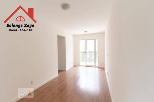 Imagem 1 de 15 de Lindo Apartamento No Fatto Novo Panamby - 70m² - 2418