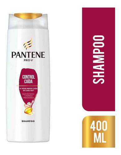 Pantene Shampoo Pro-v Control Caida X 400 Ml