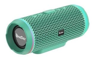 Oneder V10 Bluetooth 5.0 Color Dual Led Lights, Tws Connecti