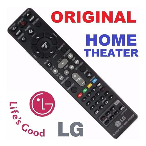 Controle Original LG 5802 Home Theater Ht LG Akb73775802 U