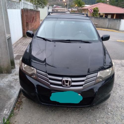Imagem 1 de 4 de Honda City 2011 1.5 Ex Flex 4p