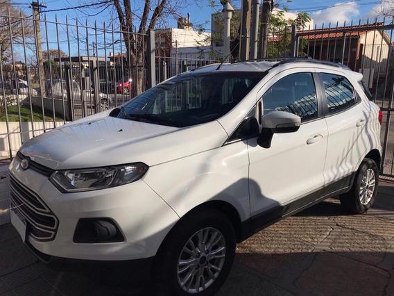 Ford Ecosport En Impacable Estado!!!!