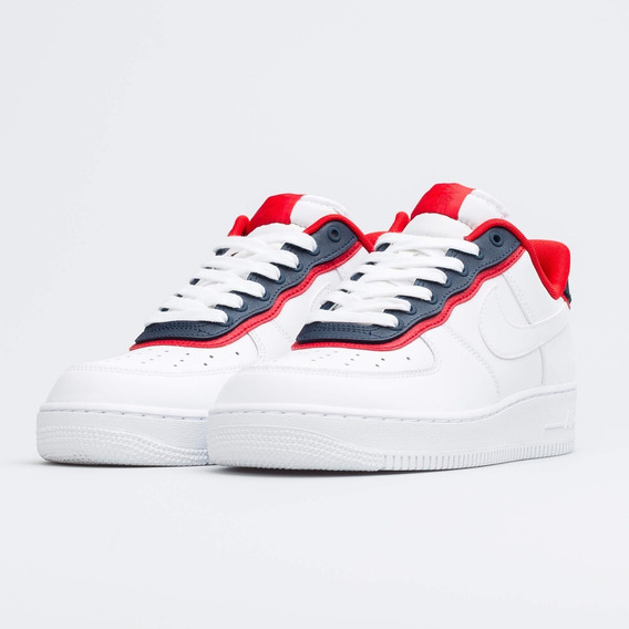 air max 1 rojas y blancas