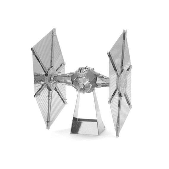 3d Puzzles Diy 3d Metal Modelo Estojo