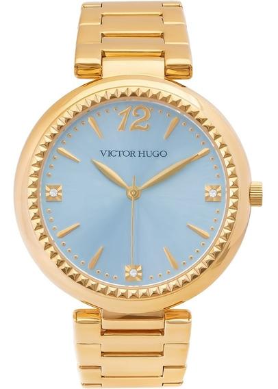 Relógio Victor Hugo Vh10154lsg/08m