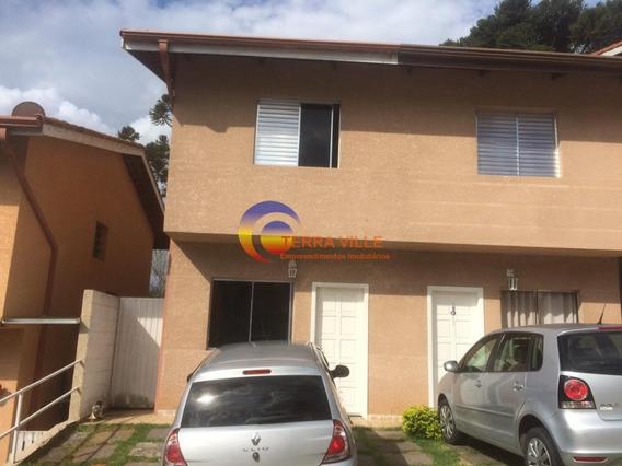 Casa Em Condomínio Para Comprar Jardim Boa Vista São Roque - 2080