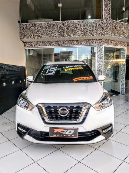 Nissan Kicks Sv 1.6 Automatica 5.000km Unico Dono 2019