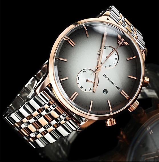 Reloj Emporio Armani Ar1721 Sellado Nuevo Original En Caja