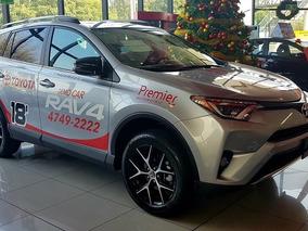 Toyota Rav4 Se 4wd 2018 Plata