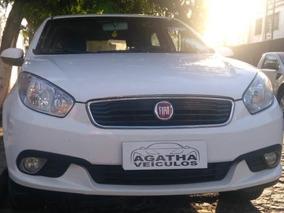 Fiat Grand Siena Attractive Flex + Gnv ! Abaixo Da Tabela !