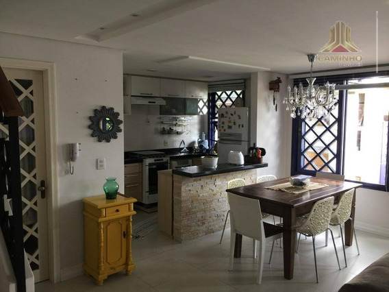 Vendo Casa Em Condomínio Horizontal Na Zona Sul De Porto Alegre. Bairro Tristeza - Ca0570