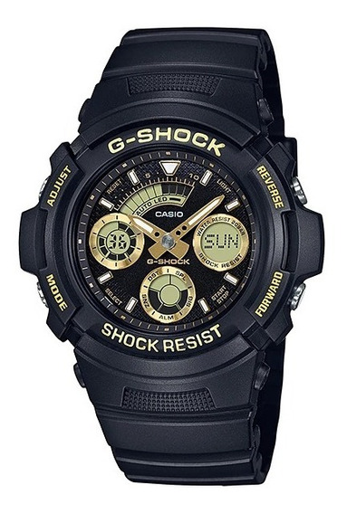Reloj Casio Outlet G-shock Youth Aw-591gbx-1a9cr