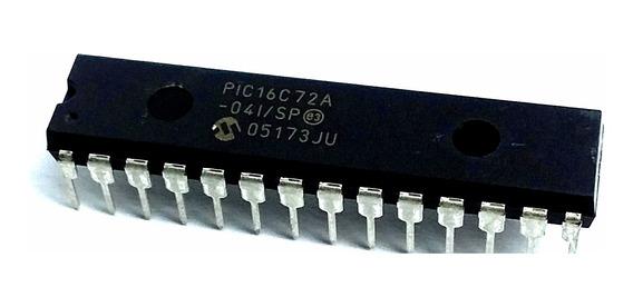 Microcontrolador Pic16c72a-04i/sp Original Promoção