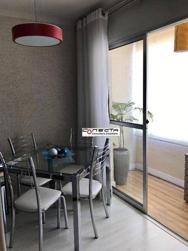 Imagem 1 de 14 de Apartamento Residencial À Venda, Jardim Nova Europa, Campinas - Ap0159. - Ap0159
