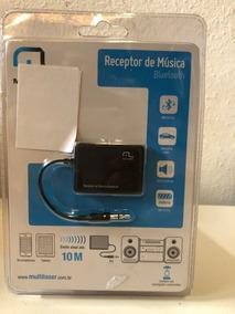 Receptor De Música Bluetooth Multilaser Re053