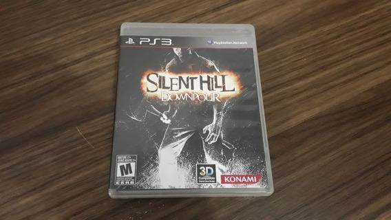 Silent Hill Downpour Para Ps3