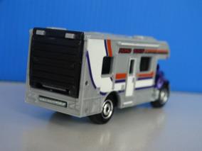Mbx Motor Home Trailer - Matchbox - 1:64 Loose
