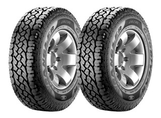 Kit 2 Goodyear Wrangler Adventure 215/75 R15 Cuotas