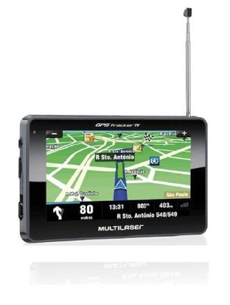 Gps Com Tecnologia De Ponta Tela Touch Tv Digital Rádio Fm