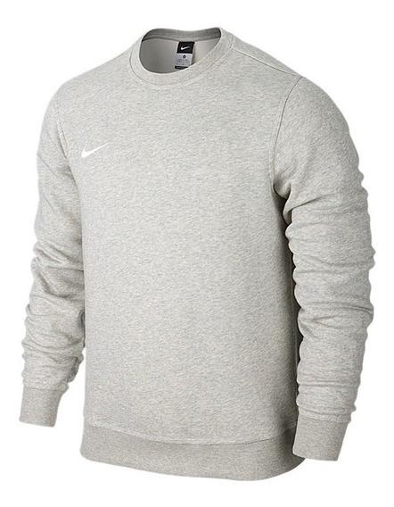 Sudadera Nike Club Crew-swoosh 839667-063 Sin Capucha En Gr