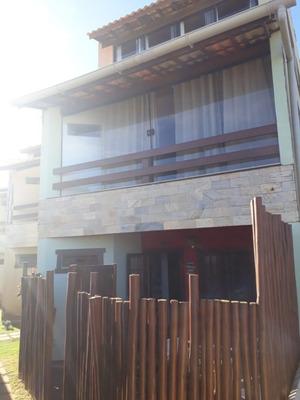 Village Com 2 Suítes + Cobertura Com Hidro Em Frente A Praia. - Atpfc