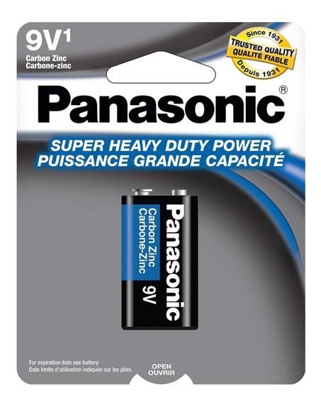 Pila Bateria 9v Cuadrada Panasonic