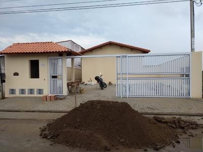 Casa Em Itanhaém Lado Praia R$ 145 Mil Ref 6535 C