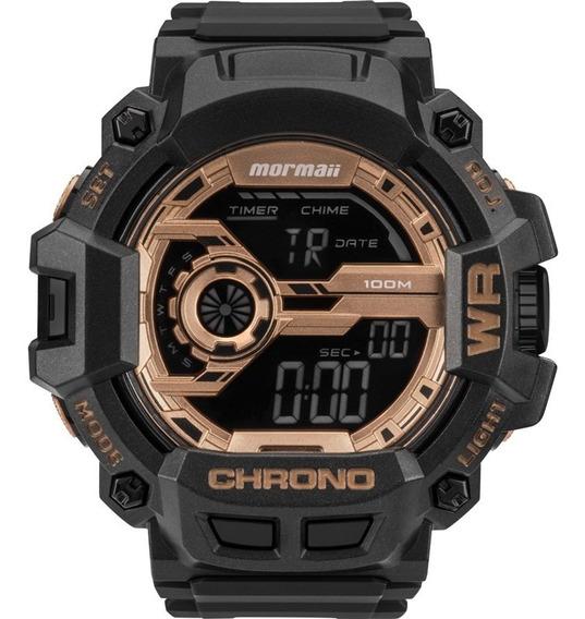 Relógio Masculino Mormaii Copper Mo1105b/8j