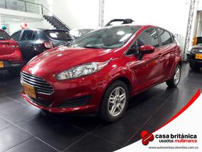Ford Fiesta Se Automatico 4x2 Gasolina