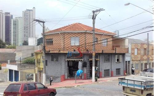 Imagem 1 de 1 de Terreno À Venda, 450 M² Por R$ 2.800.000,00 - Água Rasa - São Paulo/sp - Te0393