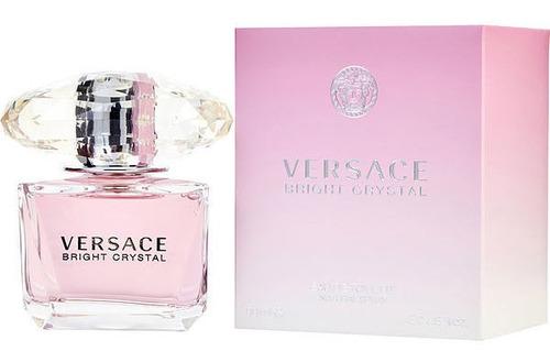 Perfume Loción Versace Crystal - mL a $1467