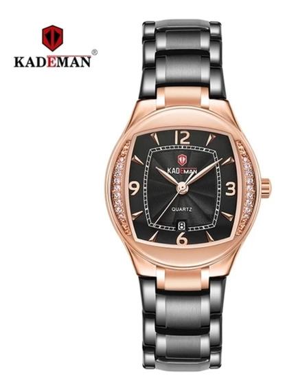 Relógio Feminino Kadenan 838