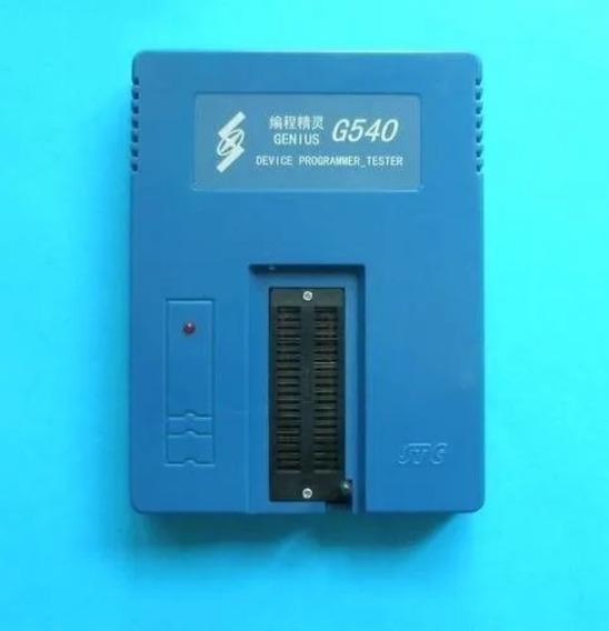 Genius G540 Programador Automotivo Gravador Chip Eprom Bios