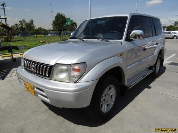 Toyota Prado 4×4