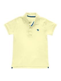 Camisa Polo Básica Várias Cores Charpey