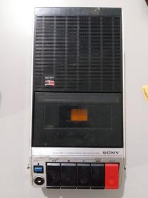 Gravador Cassete Sony Original - Na Caixa - Made Injapan