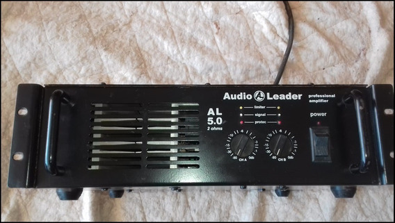 Potencia Audio Leader. Al 5.0 2 Ohms.