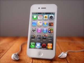 iPhone 4s 32gb Com Película Protetora E Capa Especial D Luxo