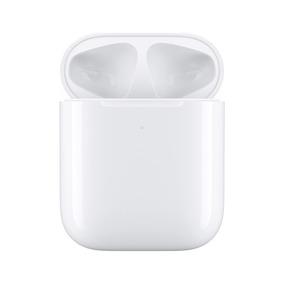 Case De Carregamento Wireless Para Fones AirPods Apple