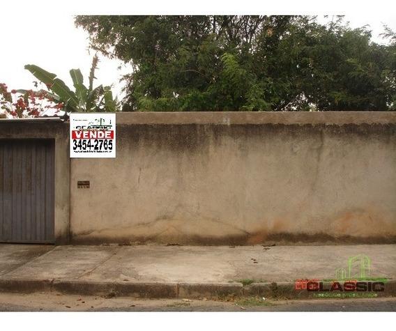 Casa Com 3 Quartos Para Comprar No Planalto Em Belo Horizonte/mg - 2490