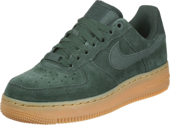 Zapatillas Nike Air Force One Verde 39 A 45