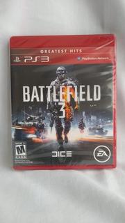 Battlefield 3 Protoype - Nuevo Y Sellado - Ps3