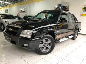 Chevrolet S10 2.4 Rodeio Cab. Dupla Flexpower 2011 Preta