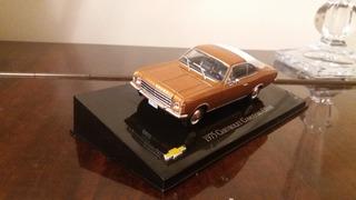 Miniatura Opala Comodoro Cupê Chevrolet Collection Edição 61