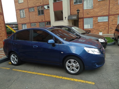 Chevrolet Sail Ltz Full Equipo 1.4l Mt 4p