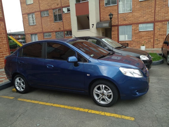 Chevrolet Sail Ltz Full Equipo 1.4l Mt 4p