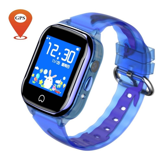 Relógio Localizador Rastreador Infantil Gps/lbs Celular 2019